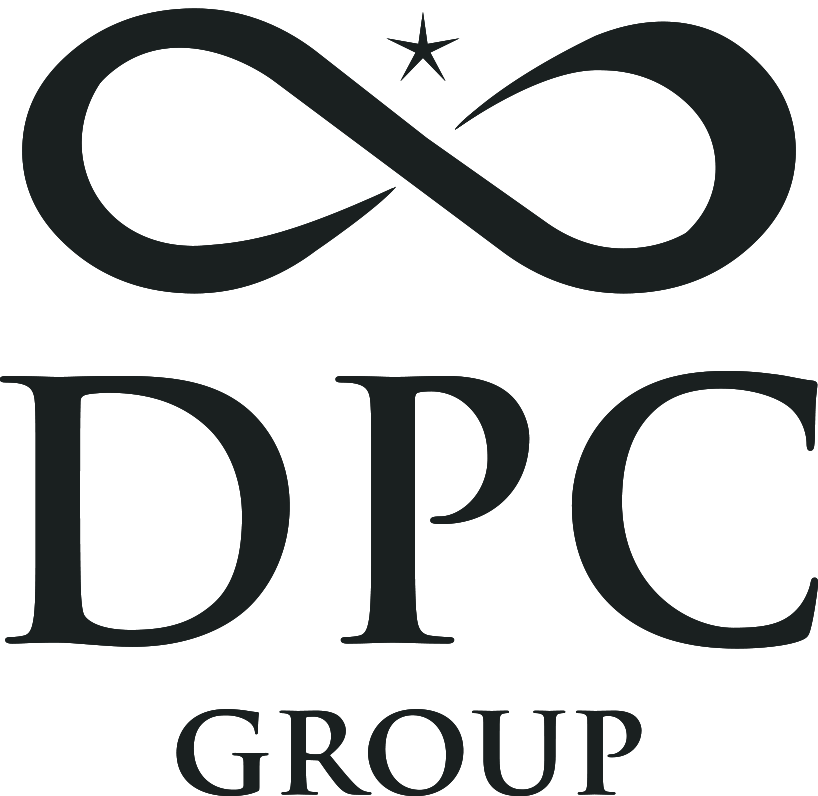 DPC GROUP Logo noir